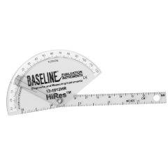 Baseline Plastic Goniometer - Finger - Hires Flexion To Hyper-Extension