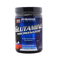 Dymatize Nutrition Dymatize Micronized Glutamine - Blue Raspberry