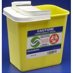 SharpSafety Chemotherapy Sharps Container - 2 Gallon