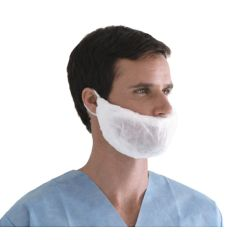 Medline Head & Beard Covers