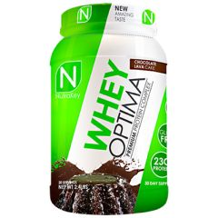 Nutrakey Whey Optima - Chocolate Lava Cake
