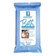 Sage Products Comfort Bath Cleansing Washcloths