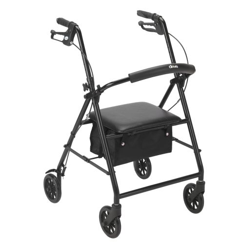 """Drive Rollator with 6"""" Wheels"""