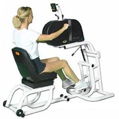 Endorphin E1 Resistance System With Platform, 380 Upper Body Ergometer