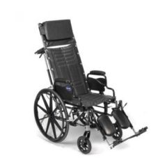 "Invacare Tracer SX5 Recliner Wheelchair - 18""x16"""