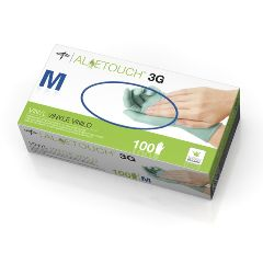 Aloetouch 3G Powder-Free Latex-Free Synthetic Exam Gloves