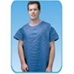 Core Products Gown Full Open Xxxl Blue