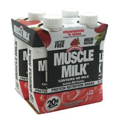 CytoSport Muscle Milk RTD - Strawberries 'N Cream