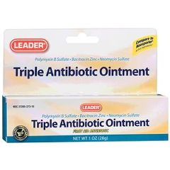 Cardinal Health Leader Triple Antibiotic Ointment
