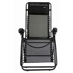 Travelchair Reclining Reflexology Chair - Black