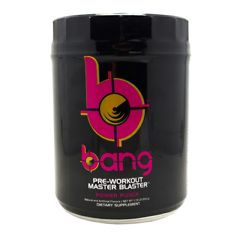 VPX Bang Pre-Workout Master Blaster - Power Punch