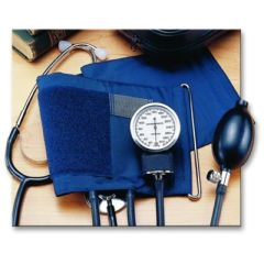 "Invacare Self-Monitoring Home Blood Pressure Kit with Unattached Stethoscope - Arm Size: 9""-13"""