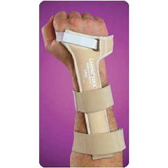 """test-nnn Carpal Lock® Wrist Splint Small, Right Width: 3"""" - 3 1/2"""""""