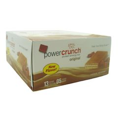 BNRG Power Crunch Crisp - Salted Caramel Escape