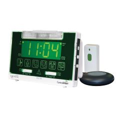 Serene Innovations Inc Serene Innovations CentralAlert Notification System CA360 Clock/Receiver