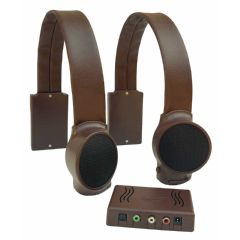 Sound Product Solutions, Llc Audio Fox Brown TV Listening Speaker System