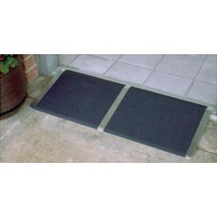 Prairie View Aluminum Threshold Ramps