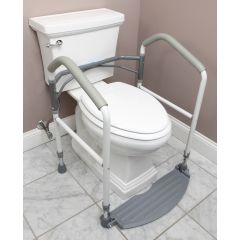 Windsor Fold Easy Toilet Safety Frame