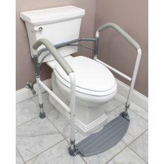 Windsor Fold Easy Toilet Safety Frame & Rails