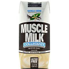 Collegiate CytoSport Collegiate Muscle Milk RTD - Vanilla Creme