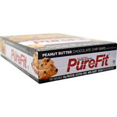 PureFit Nutrition Bar - Peanut Butter Chocolate Chip