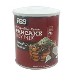P28 Foods The Original High Protein Pancake Dry Mix - Chocolate Coconut