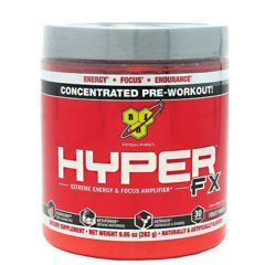 BSN Hyper FX - Fruit Punch