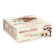 Think Products Think Thin Lean - Cinnamon Bun White Chocolate