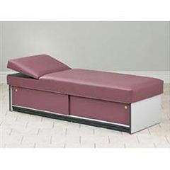 Clinton Industries Apron Couch With Sliding Doors & Adjustable Wedge