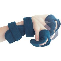 AliMed Comfy Spring-Loaded Goniometer Hand Orthosis (no thumb support)