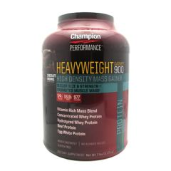 Champion Nutrition Heavyweight Gainer 900 - Chocolate Shake