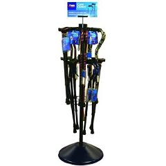 Invacare Supply Group Spinning Cane Rack Display
