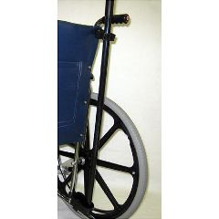 New Solutions Wheelchair Crutch/Cane Holder