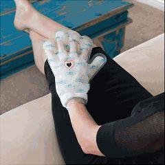 "gLOVE Treat Glove - Paraffin Wax and Coconut Oil Treatment "" 12 pairs, no retail packaging"