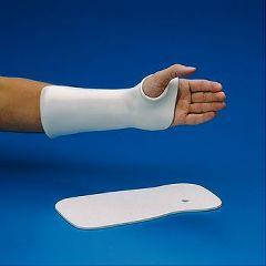 Sammons Preston Thumb Hole Wrist Cock-Up Splint Precuts Kay-Splint I Medium