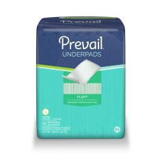Prevail - First Quality Prevail®  Premium Fluff Disposable Underpad - Large