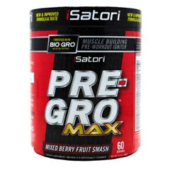 iSatori PRE-GRO Max - Mixed Berry Fruit Smash