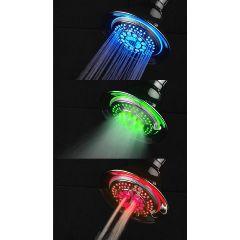 Windsor LED Stationary Showerhead