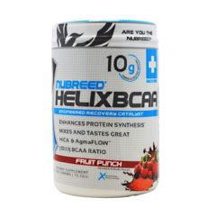 Nubreed Nutrition Helix BCAA - Fruit Punch