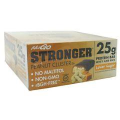 NuGo Nutrition NuGo Stronger - Peanut Cluster