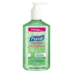 R3-Bunzl PURELL Advanced Hand Sanitizer with Aloe