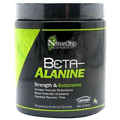Nutrakey Beta-Alanine Sports Supplement 300g