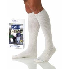 Jobst SensiFoot Over-the-Calf Support Socks