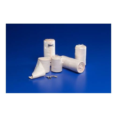 Curity Latex-Free Elastic Bandage with Removable Clips