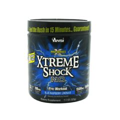 Advance Nutrient Science Pro-Series Xtreme Shock N.O. - Blue Raspberry Lemonade