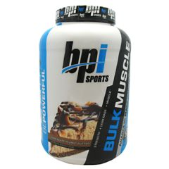 BPI Bulk Muscle - Chocolate Peanut Butter