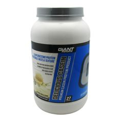 Giant Sports Products Delicious Casein - Delicious Vanilla Shake