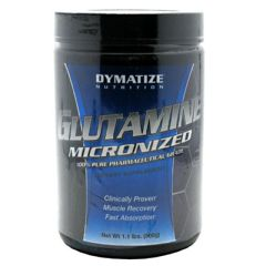 Dymatize Micronized Glutamine - Unflavored