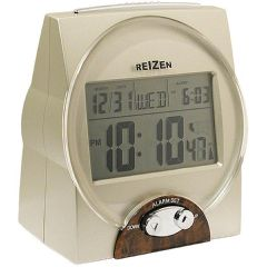 Reizen Talking Atomic Alarm Clock