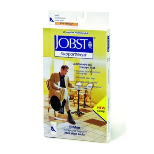 Jobst for Men Socks, 8 - 15 mmHg